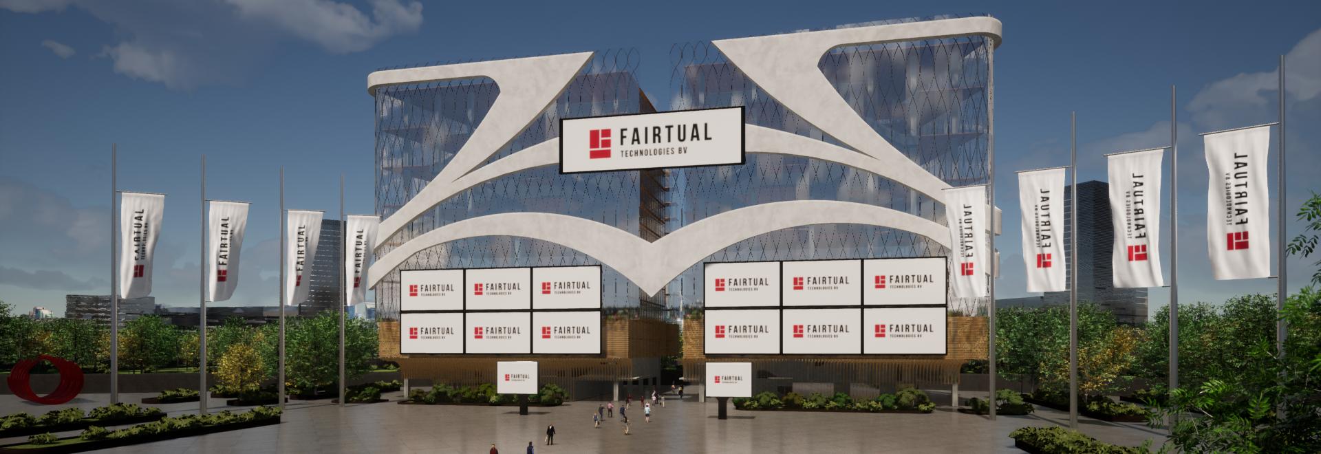 Beursgebouw Fairtual 3.0